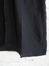 画像3: COMOLI ベタシャンショートスリーブオープンカラーシャツ (3)