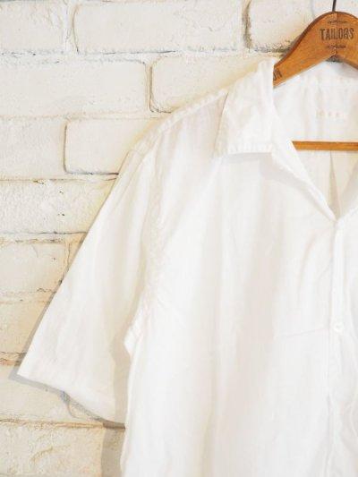 画像2: COMOLI ベタシャンショートスリーブオープンカラーシャツ