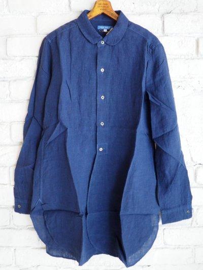 画像1: ●SEA SALT リトルカラーロングシャツ