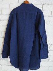 画像6: ●SEA SALT リトルカラーロングシャツ (6)