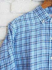 画像2: ●SUNSHINE+CLOUD カンクリーニ リネン ニューウエストシャツ (2)
