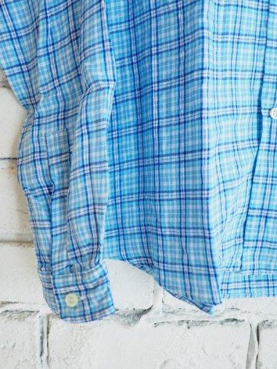 画像3: ●SUNSHINE+CLOUD カンクリーニ リネン ニューウエストシャツ