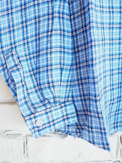 画像3: ●SUNSHINE+CLOUD カンクリーニ リネン ニュースタンダシャツ