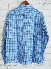 画像6: ●SUNSHINE+CLOUD カンクリーニ リネン ニューウエストシャツ (6)