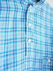 画像5: ●SUNSHINE+CLOUD カンクリーニ リネン ニュースタンダシャツ (5)