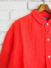 画像2: ●SEA SALT リトルカラーロングシャツ (2)