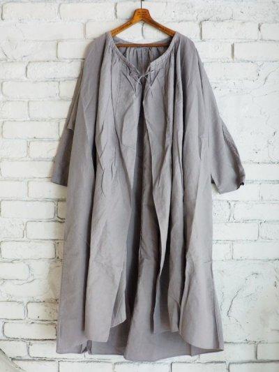 画像1: ●SEA SALT ドルマンスリーブコートドレス