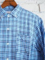 画像4: ●SUNSHINE+CLOUD カンクリーニ リネン ニューウエストシャツ (4)