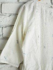 画像2: maku textiles ジャムダニピンタックドレス G1911 (2)