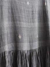 画像5: maku textiles クレープコットンジャムダニワンピース G1836 (5)