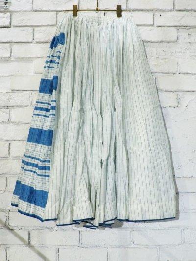 画像3: maku textiles シルクコットンペチコートスカート G1748