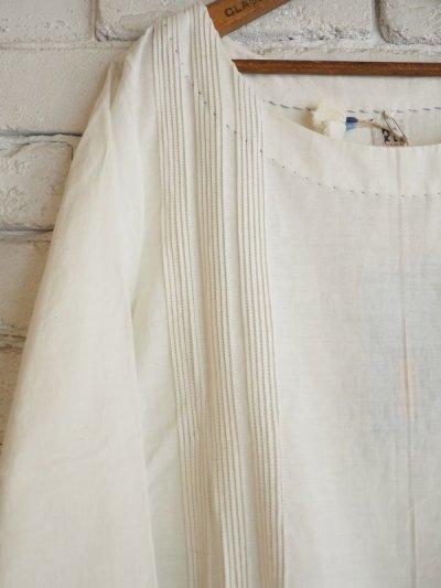 画像2: maku textiles カディーピンタックワンピース G1656