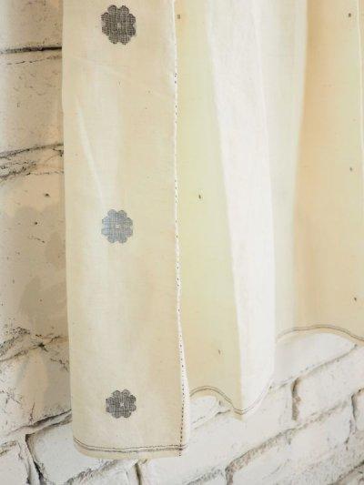 画像2: maku textiles ジャムダニラウンドネックチュニックドレス G1721