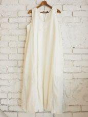 画像1: maku textiles ノースリーブAラインドレス G1906 (1)
