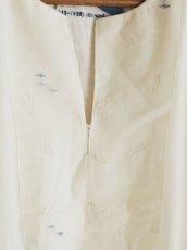 画像5: maku textiles ノースリーブAラインドレス G1906 (5)