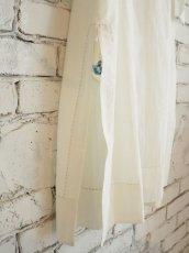 画像4: maku textiles カディーピンタックワンピース G1656 (4)