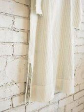 画像3: maku textiles Aライン二重ワンピース G1711 (3)