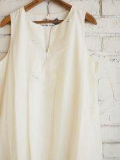 画像4: maku textiles ノースリーブAラインドレス G1906 (4)