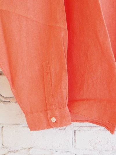 画像3: ●SUNSHINE+CLOUD カンクリーニ リネン スリップオンシャツ