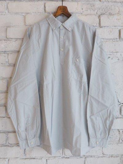画像1: ●SUNSHINE+CLOUD タイプライター スリップオンシャツ