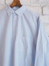 画像4: ●SUNSHINE+CLOUD タイプライター スリップオンシャツ (4)