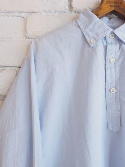 画像2: ●SUNSHINE+CLOUD タイプライター スリップオンシャツ