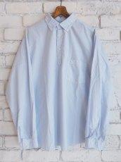 画像1: ●SUNSHINE+CLOUD タイプライター スリップオンシャツ (1)