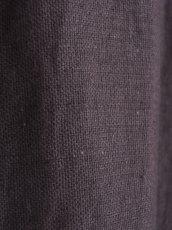 画像6: YAECA 【WOMEN'S】 (60130) 別注ログウッド染め カディコットンクルタシャツ (6)