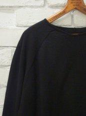 画像2: 【ユニセックス】F/style ホールガーメントのウールニット/丸首・長袖 (2)