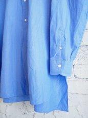 画像4: COMOLI バンドカラーシャツ (4)