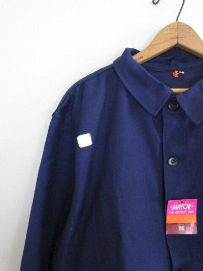 画像2: DEADSTOCK  60's FRENCH WORK JACKET デッドストック 60年代 フレンチワークジャケット