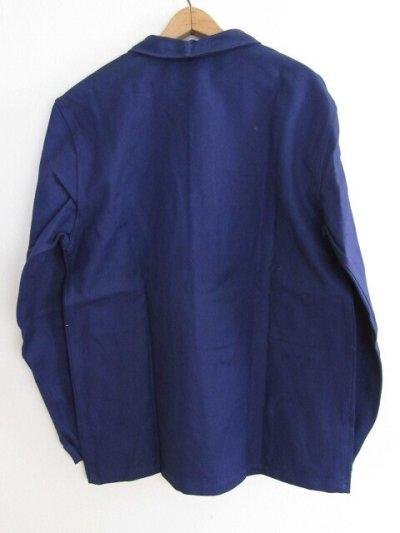 画像3: DEADSTOCK  60's FRENCH WORK JACKET デッドストック 60年代 フレンチワークジャケット