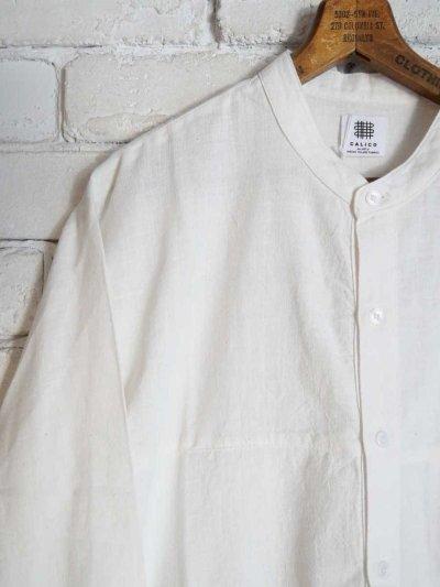 画像2: CALICO カディはぎシャツ CAW14-36