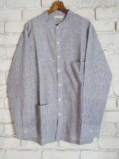 画像1: CALICO カディはぎシャツ CAW14-36 (1)