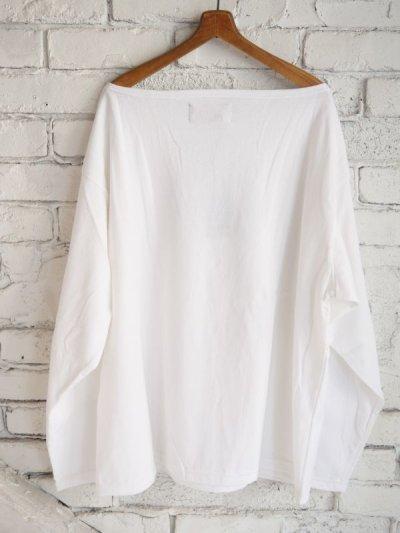 画像3: OUTIL TRICOT AAST バスクシャツ スリーブワイド