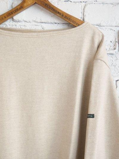 画像2: OUTIL TRICOT GROIX バスクシャツ