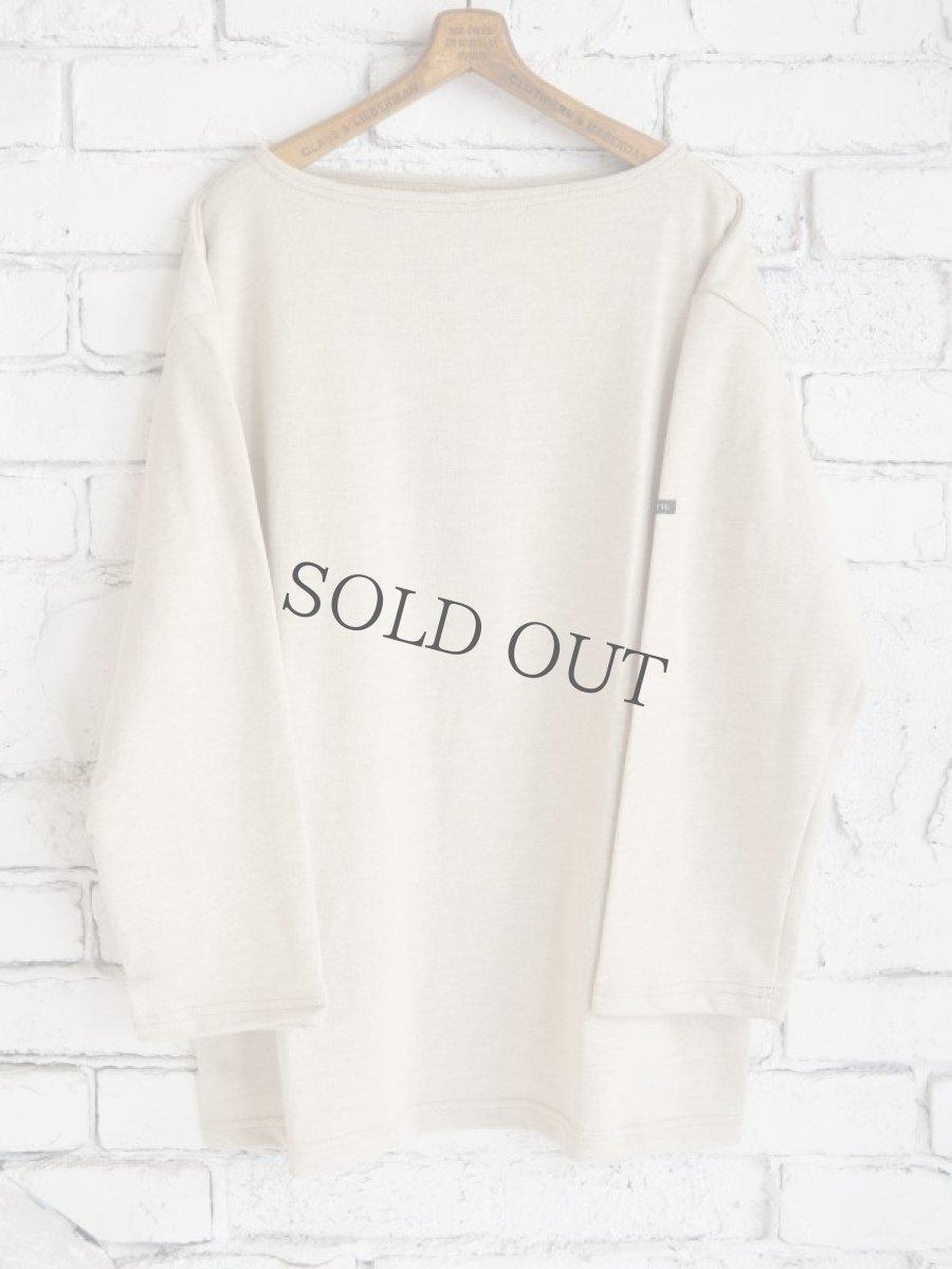 画像1: OUTIL TRICOT GROIX バスクシャツ  (1)