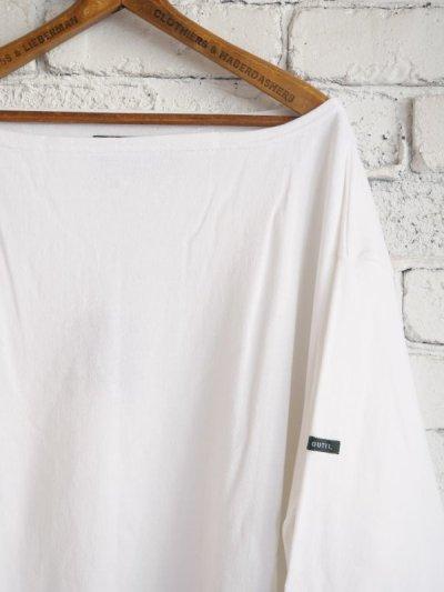 画像2: OUTIL TRICOT AAST バスクシャツ スリーブワイド