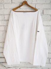 画像1: OUTIL TRICOT AAST バスクシャツ スリーブワイド (1)