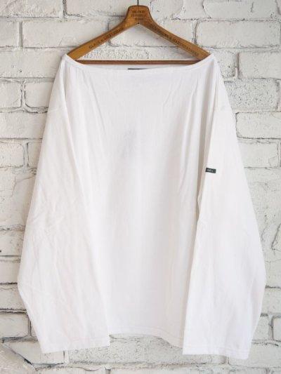 画像1: OUTIL TRICOT AAST バスクシャツ スリーブワイド