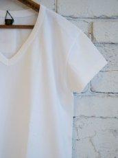 画像4: BATONER 【WOMEN'S】 パックVネックTシャツ (4)
