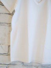 画像3: BATONER 【WOMEN'S】 パックVネックTシャツ (3)
