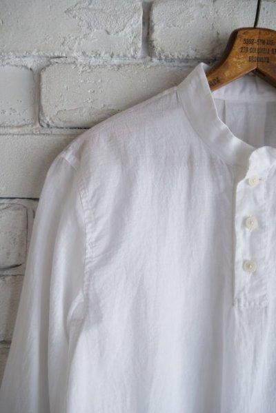 画像2: YAECA 【WOMEN'S】 (60131)カディコットン クルタシャツ