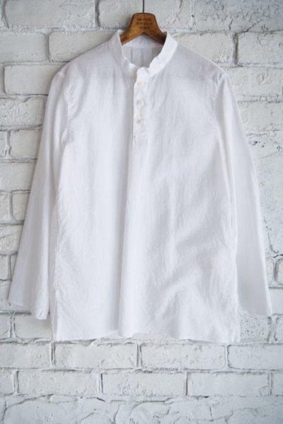 画像1: YAECA 【WOMEN'S】 (60131)カディコットン クルタシャツ