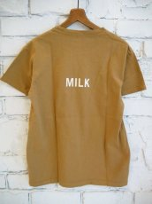 画像5: ●grown in the sun  S/S Tシャツ COFFEE-MILK (5)