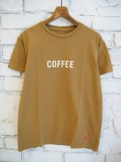 画像1: ●grown in the sun  S/S Tシャツ COFFEE-MILK (1)