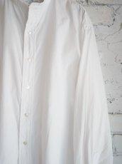 画像4: DEADSTOCK 60〜70's AUSTRALIAN ARMY BAND COLLAR DRESS SHIRT (DOUBLE CUFFS) 60〜70年代 デッドストック オーストラリア軍 バンドカラードレスシャツ ダブルカフス (4)