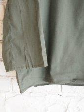 画像3: DEADSTOCK RUSSIA ARMY V-NECK SLEEPING SHIRTS  デッドストック ロシア軍 Vネックスリーピングシャツ  (3)