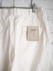 画像4: YAECA(11612)ワイドテーパード チノパンツ (4)