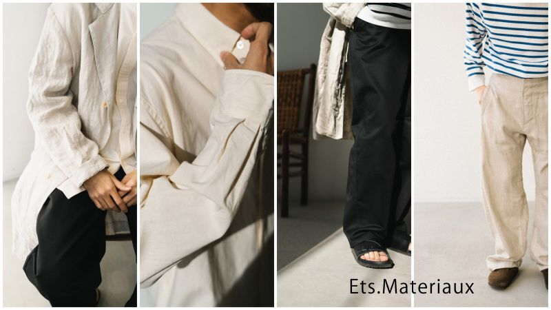 ETS. MATERIAUX【マテリオ】